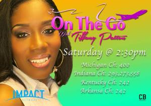 Tiffany Patton On The Go