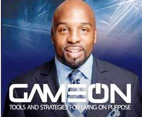 Game On Book Pic