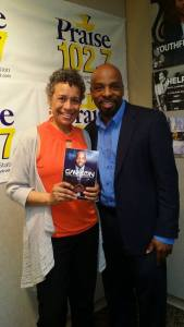 Joseph Kimbrough Stops by praise Detroit