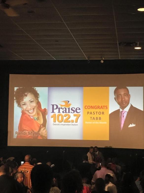 Presentation At Worship Church