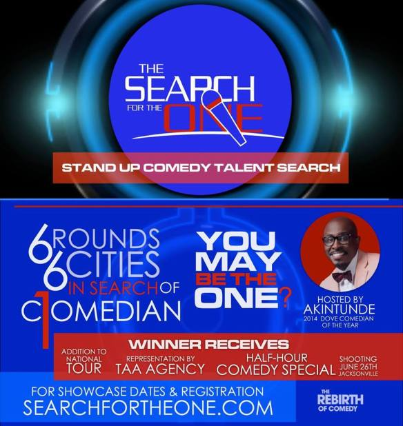Comedy Search