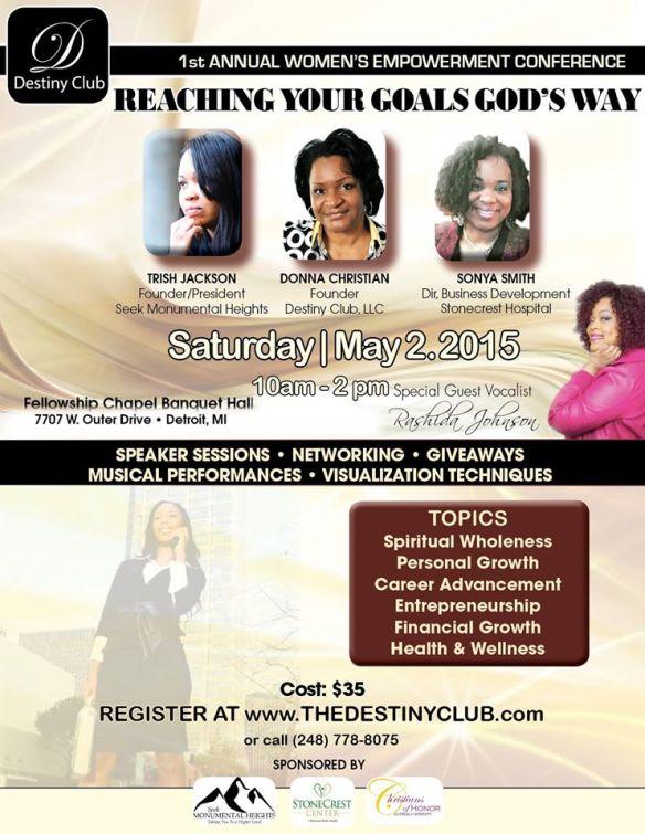 Reaching Your Goals God's Way 02