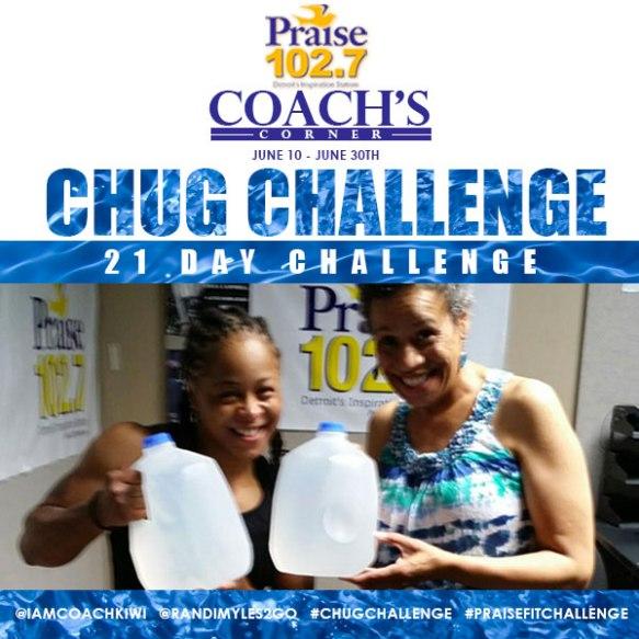 Chug Challenge
