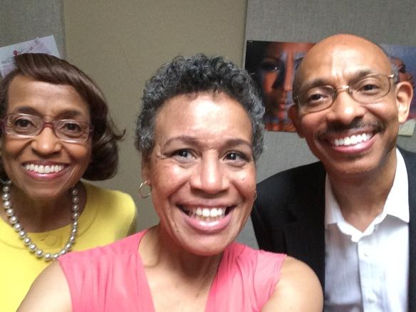 Dr. & Mrs Leonard Scott Stop by Praise Detroit