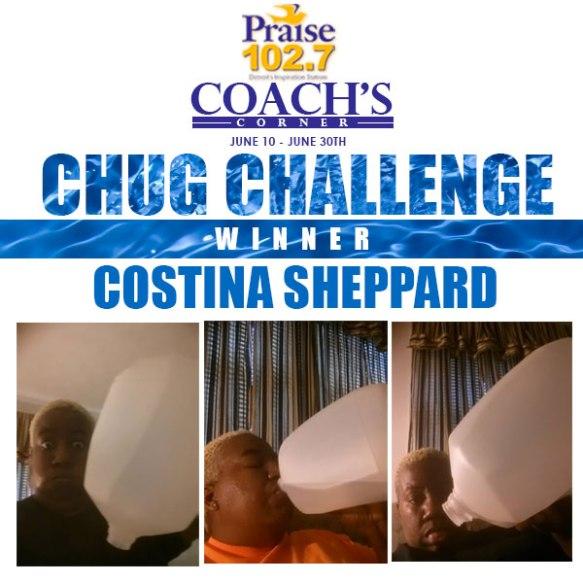 Chug Challenge Winner