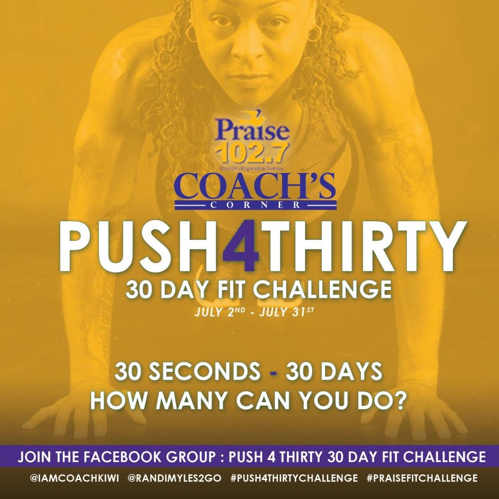 Push4Thirty