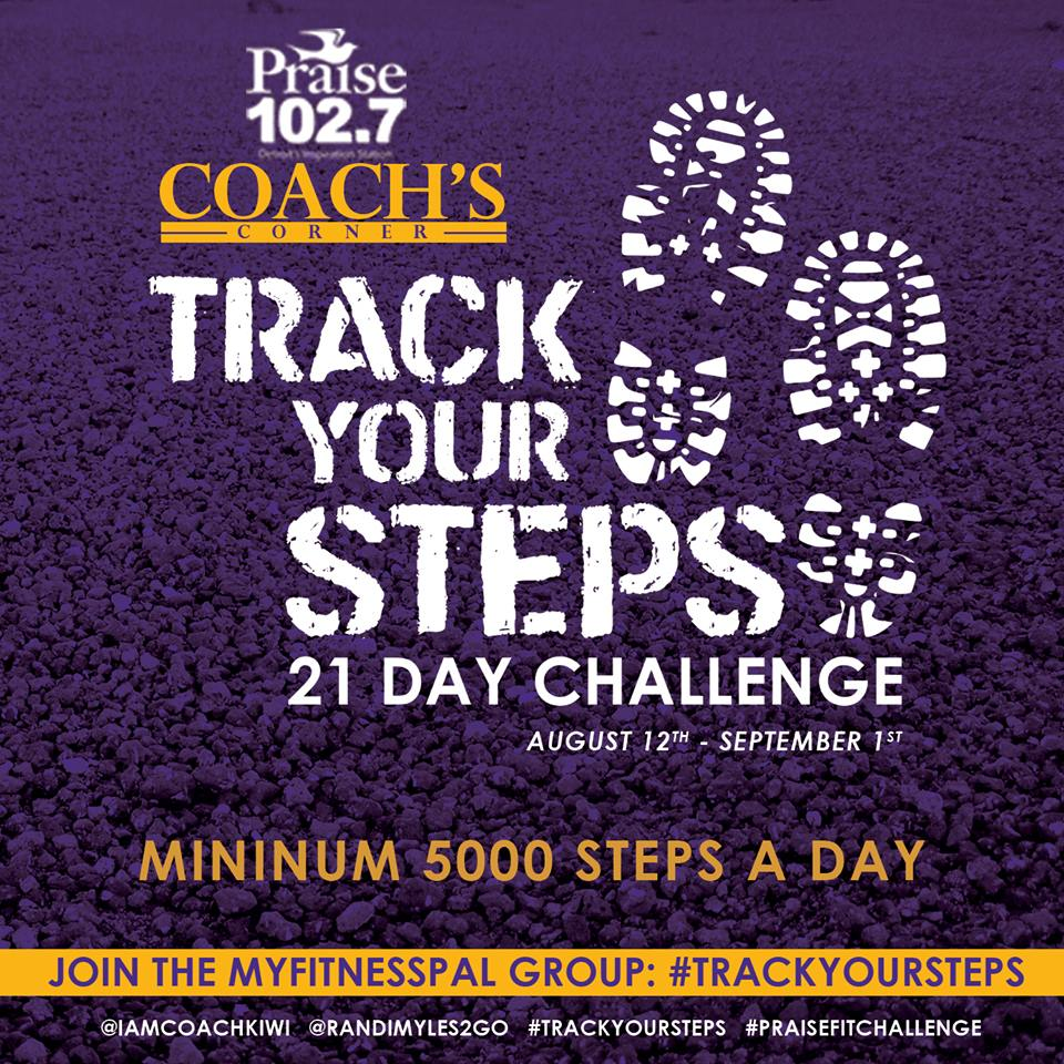 Track Your Steps Pic