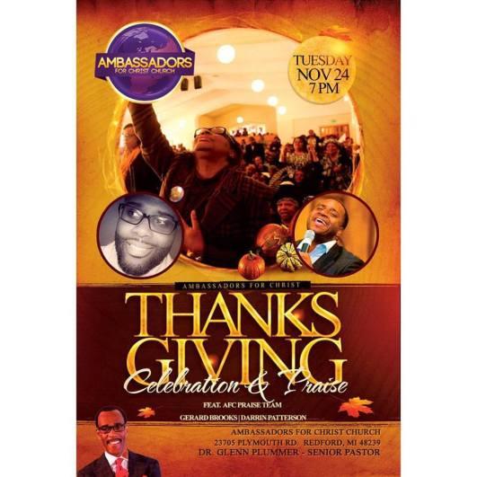Thanksgiving Plummers