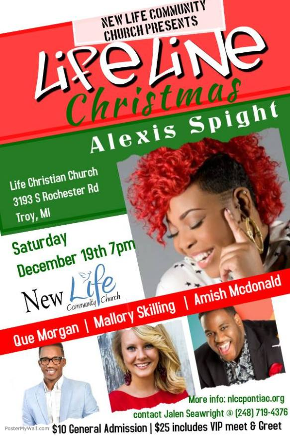 Alexis Spight Life Church Troy