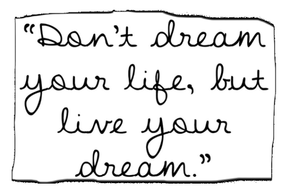 live-your-dream-quotes